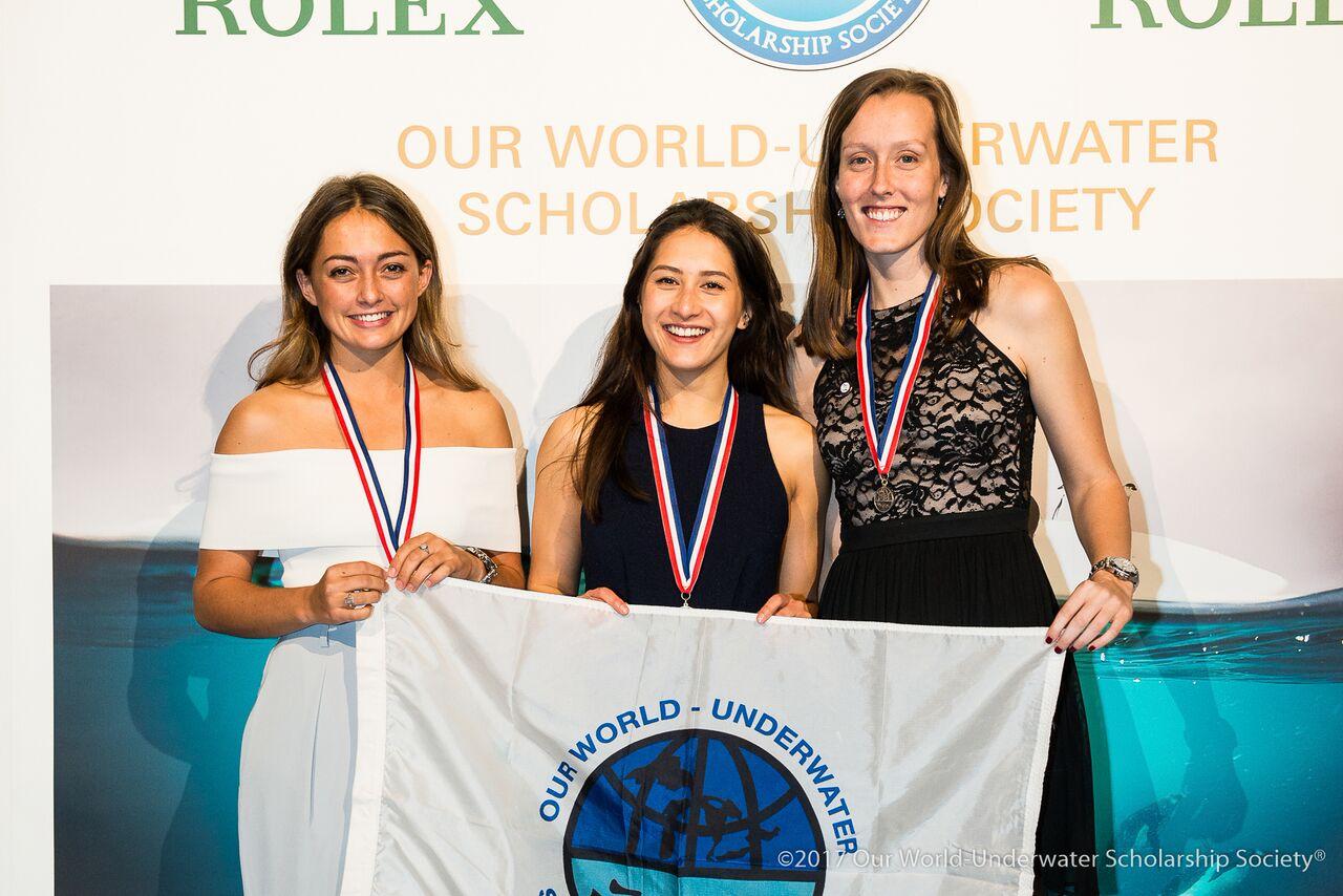 2017 Rolex Scholars